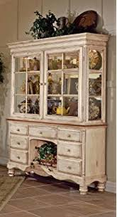 French Country Buffet And Hutch by Amazon Com French Country Hutch China Cabinets