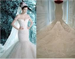 dh com wedding dresses 2014 arrival michael cinco sheer backless garden wedding