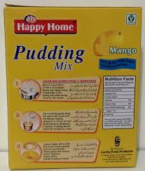 Happy Home Products Happy Home Mango Pudding Mix Desi Super Market