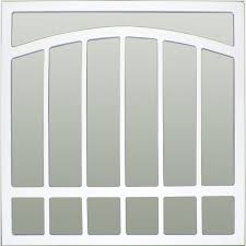 shop gatehouse arched 48 in white arched window security bar at