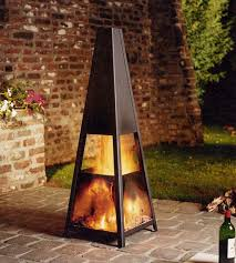 Sunjoy Amherst Fireplace by Portable Outdoor Fireplace Photo More Ideas Of Portable Outdoor
