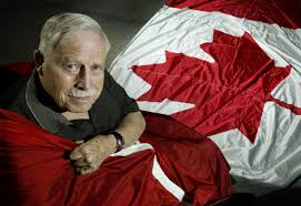 Blue And White Flag With Red C Canada U0027s Maple Leaf Flag Born Amid Bitter Debate Toronto Star