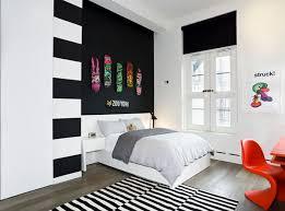deco noir et blanc chambre idées de déco noir et blanc pour les chambres à coucher bricobistro