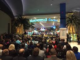 Jimmy Buffet Casino by First Phase Of River Spirit U0027s Margaritaville Expansion Opens