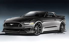 pictures of mustangs seven must see 2018 ford mustangs at the 2017 sema