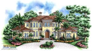 Spanish Home Plans Spanish House Plans Mediterranean Style Greatroom Courtyard