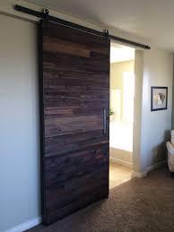 Barn Doors For Bathrooms by Double Barn Door For Bathroom Solid Bronze Cabin Door Hook Latch