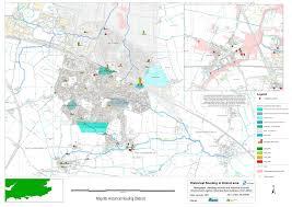 Flood Map Strategic Flood Risk Assessment Vale Of White Horse District Council