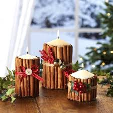 Christmas Table Decorations Christmas Table Decorations To Make At Home 10188