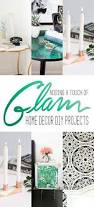 touch of glam home decor diy projects the cottage market