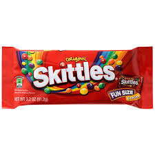 bulk skittles fun size candies 6 ct bags at dollartree com