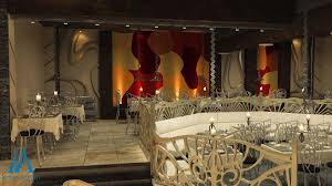 Aaa Business Interiors Aaa Team Feels Proud To Design Interior Of Cafe Zouk In Sialkot