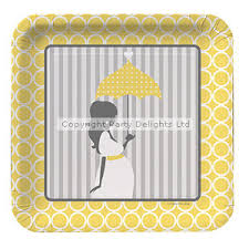 mod baby shower fresh decoration mod baby shower most interesting party plates
