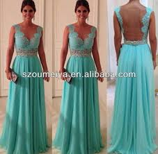 floor length sleeveless transparent lace bodice vestido de baile