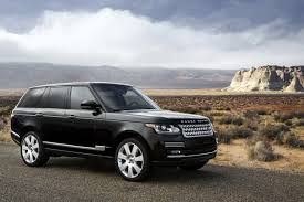 land rover black range rover 2014 black wallpaper