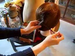 japanese hair pin traditional japanese hairpin use method 1