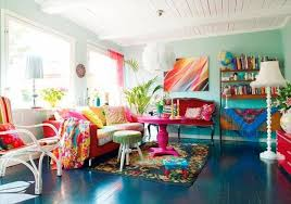 modern bright paint colors to update rooms and add cheerful look