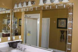 Custom Bathroom Mirror Bathroom Mirrors Sans Soucie Glass