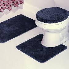 Navy Blue Bathroom Rug Set Navy Bathroom Rug Set Bath Rugs Vanities Pinterest Navy
