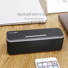 blitzwolf bw f4 outdoor use speaker with csr 4 0 bluetooth