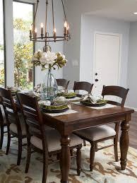 Hgtv Hardwood Floors Photos Hgtv Renovated Dining Room With Dark Hardwood Flooring