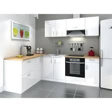 cuisine blanc meuble de cuisine blanc pas cher cosy cuisine complate 2m80 laquac