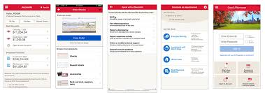 bank of america app for android tablets yee s portfolio ux design professional