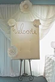 Wedding Entrance Backdrop Blush Gold Sequin And Ivory Sheer Backdrop Backdrops Pinterest
