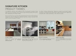 signature kitchen modern mdf and melamine kitchen cabinet kitchen