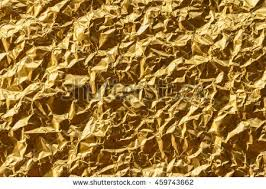 gold foil wrap crumpled gold foil texture background stock photo 459743662