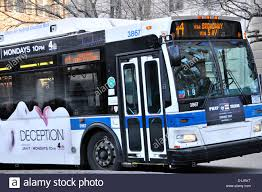 Mta Bus Routes Map by Mta Bus Stock Photos U0026 Mta Bus Stock Images Alamy