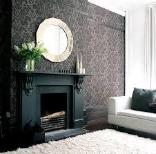 Black Paint For Fireplace Interior Fireplace Bungalow Bungahigh
