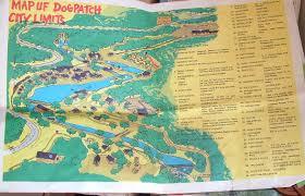 University Of Arkansas Map Dogpatch Usa Abandoned Arkansas