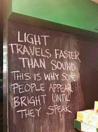 North Dakota which travels faster light or sound images 831 best life quotes images jpg