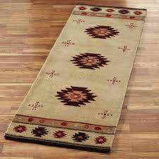coffee tables southwestern rug runners western rugs and trading