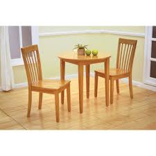 Natural Finish Maple Wood Table Dining Furniture Bar Modern Room - Maple dining room tables
