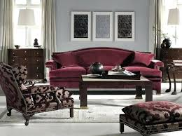 Safavieh Home Furnishing Leather Sofa Wine Colored Leather Sofa 1546 2 Pcs Living Room