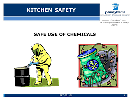 bureau workers comp kitchen safety safe use of chemicals bureau of workers comp pa