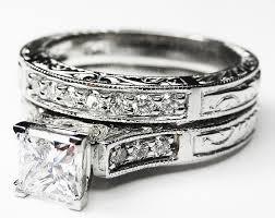 Princess Cut Diamond Wedding Rings by Diamond Wedding Rings Engagement Ring Princess Cut Diamond