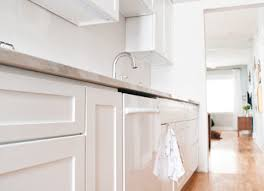 how to add trim to bottom of kitchen cabinets adding trim we didn t we d need yellow brick home
