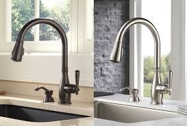 Kitchen Faucet Finishes How Different Faucet Finishes Can Change The Look Of A Room