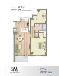Den Floor Plan View Available Floor Plans And Pricing 2m Apartments In Noma