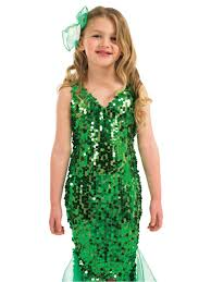 mermaid costume tween green mermaid costume