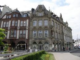 panoramio photo of hotel zum christophel trier deutschland