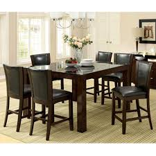 High Dining Room Table Set by 247shopathome Dining Sets U0026 Collections 51 70