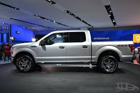 2015 F 150 Vs 2014 F150 2018 Ford F 150 Diesel Variant Spotted With Its Hood Open