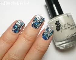 31 day nail art challenge 2 0 day six monochromatic will paint