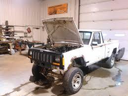 jeep comanche lowered camoanche u0027 spadano enterprises mj build your project mjs