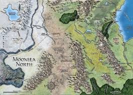 Forgotten Realms Map Stygia By Vathelos On Deviantart Hyboria Pinterest