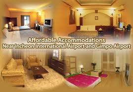 affordable accommodations near incheon int u0027l airport and gimpo
